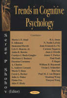 Trends in Cognitive Psychology (Paperback)