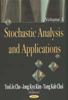 Stochastic Analysis & Applications, Volume 3 (Hardback)