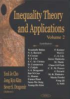 Inequality Theory & Applications: Volume 2 (Hardback)