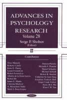 Advances in Psychology Research: Volume 28 (Hardback)