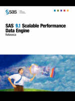 SAS 9.1 Scalable Performance Data Engine: Reference (Paperback)
