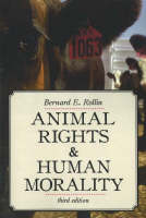 Animal Rights & Human Morality (Paperback)