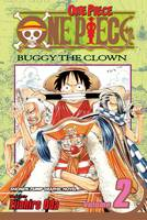 One Piece, Vol. 2 - One Piece 2 (Paperback)