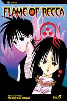 Flame of Recca, Vol. 5 - Flame Of Recca 5 (Paperback)