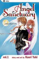 Angel Sanctuary, Vol. 1 - Angel Sanctuary 1 (Paperback)