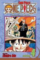One Piece, Vol. 4 - One Piece 4 (Paperback)