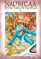 Nausicaa of the Valley of the Wind, Vol. 1 - Nausicaa of the Valley of the Wind 1 (Paperback)