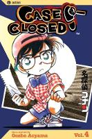 Case Closed, Vol. 4 - Case Closed 4 (Paperback)