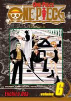One Piece, Vol. 6 - One Piece 6 (Paperback)