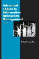 Advanced Topics in Information Resources Management: Volume Four (Hardback)