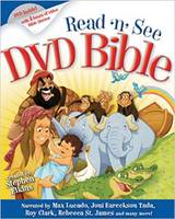 Read-n-See DVD Bible: Narrated by: Max Lucado, Joni Erickson Tada, Twila Paris, Rebecca St. James, Roy Clark and   Others (Hardback)