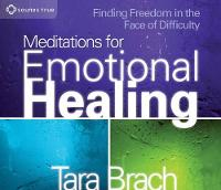 Meditations for Emotional Healing: Finding Freedom in the Face of Difficulty (CD-Audio)