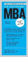 The Vest-pocket Mba: Fourth Edition (Paperback)