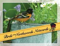 Birds of the Northwoods Notecards