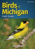 Birds of Michigan Field Guide - Bird Identification Guides (Hardback)