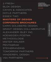 Masters of Design: Corporate Brochures (Hardback)