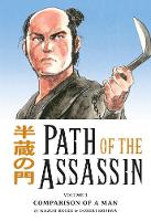 Path Of The Assassin Volume 3: Comparison Of A Man (Paperback)