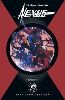 Nexus Archives Volume 7 (Hardback)