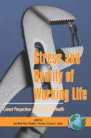 Current Perspectives in Occupational Health - Stress and Quality of Working Life (Paperback)