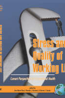 Current Perspectives in Occupational Health - Stress and Quality of Working Life (Hardback)