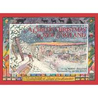 A Child's Christmas in New England (Hardback)
