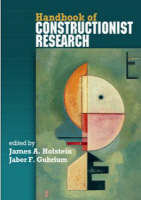 Handbook of Constructionist Research (Hardback)