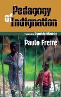 Pedagogy of Indignation - Series in Critical Narrative (Hardback)