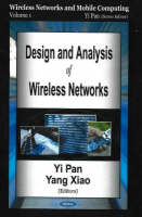 Design & Analysis of Wireless Networks (Hardback)
