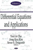Differential Equations & Applications, Volume 4 (Hardback)
