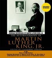 Martin luther king jr books and biography waterstones the autobiography of martin luther king jr cd audio fandeluxe Image collections