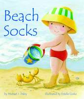 Beach Socks (Board book)