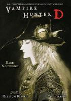 Vampire Hunter D Volume 10: Dark Nocturne (Paperback)