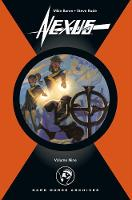 Nexus Archives Volume 9 (Hardback)