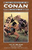 Chronicles Of Conan Volume 18: Isle Of The Dead And Other Stories (Paperback)