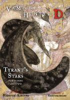 Vampire Hunter D Volume 16: Tyrant's Stars Parts 1 & 2 (Paperback)
