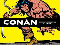 Conan: The Newspaper Strips Volume 1 (Hardback)