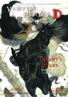 Vampire Hunter D Volume 17: Tyrant's Stars Parts 3 & 4 (Paperback)