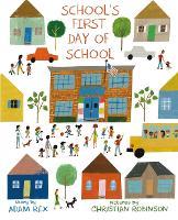 School'S First Day of School (Hardback)