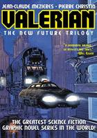 Valerian: The New Future Trilogy: Volume One (Paperback)
