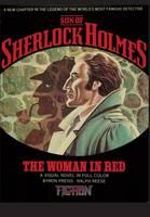 Fiction Illustrated: Volume 4: Woman in Red (Paperback)