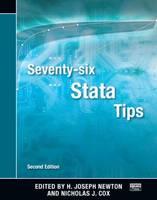 Seventy-Six Stata Tips (Paperback)
