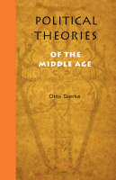 Political Theories of the Middle Age (Paperback)