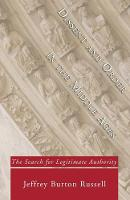 Dissent and Order in the Middle Ages (Paperback)