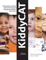 KiddyACT Reorder Set: Communication Attitude Test for Preschool and Kindergarten Children Who Stutter