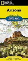 Arizona: State Guide Maps (Sheet map, folded)