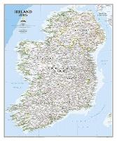 Ireland Classic, Tubed: Wall Maps Countries & Regions (Sheet map, rolled)