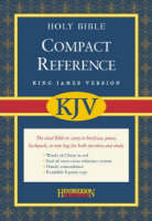 KJV Compact Reference Bible (Hardback)