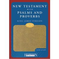 New Testament with Psalms and Proverbs