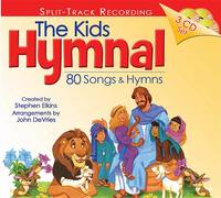 The Kids Hymnal: 80 Songs & Hymns (CD-Audio)