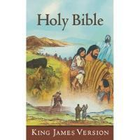 KJV Children's Holy Bible (Hardback)